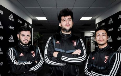 Juventus Juara Turnamen Esports, MU Terpuruk