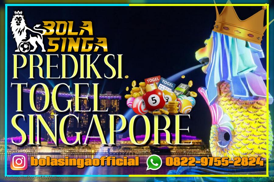 PREDIKSI TOGEL SINGAPURA 27 JUNI 2021
